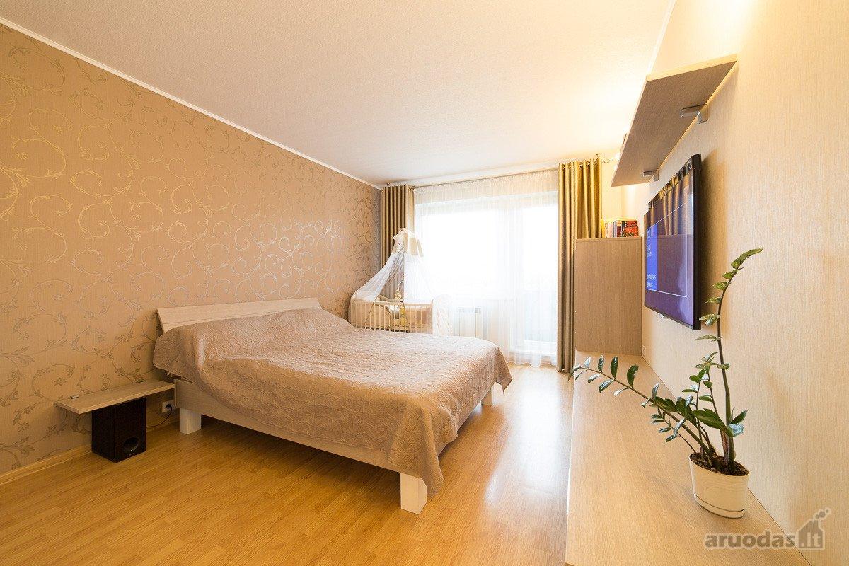 Klaipėda, Bandužiai, Budelkiemio g., 2 kambarių butas