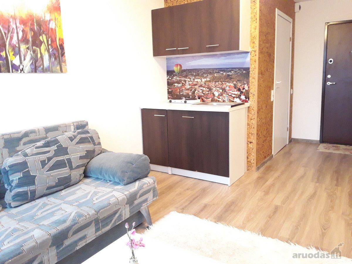Vilnius, Naujininkai, Zanavykų g., 1 kambario butas