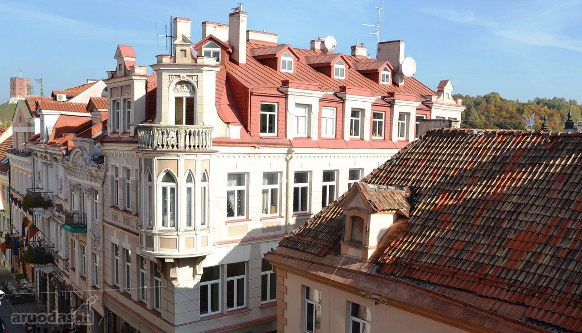 Vilnius, Senamiestis, Pilies g., buto trumpalaikė nuoma