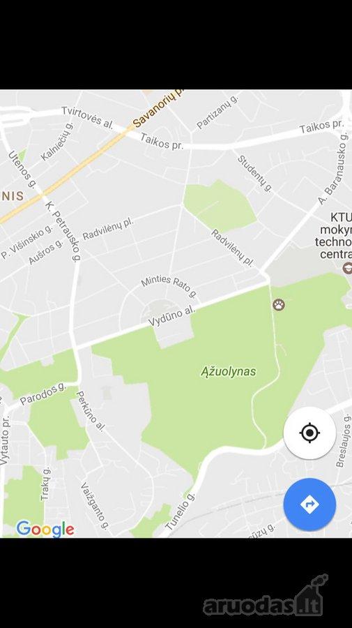 Kaunas, Žaliakalnis, namų valdos paskirties sklypas