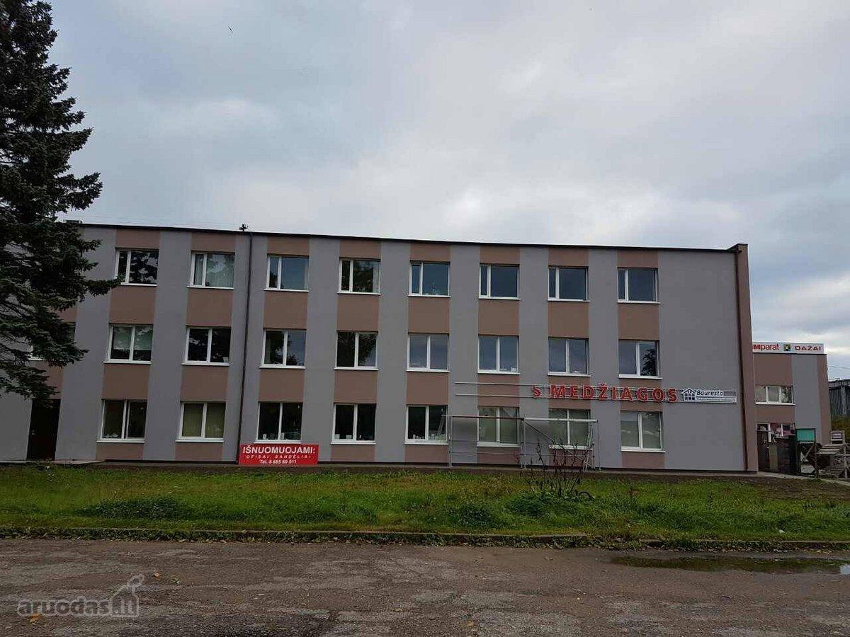 Klaipėda, Centras, Dubysos g., biuro, prekybinės, paslaugų, sandėliavimo, gamybinės, kita paskirties patalpos nuomai