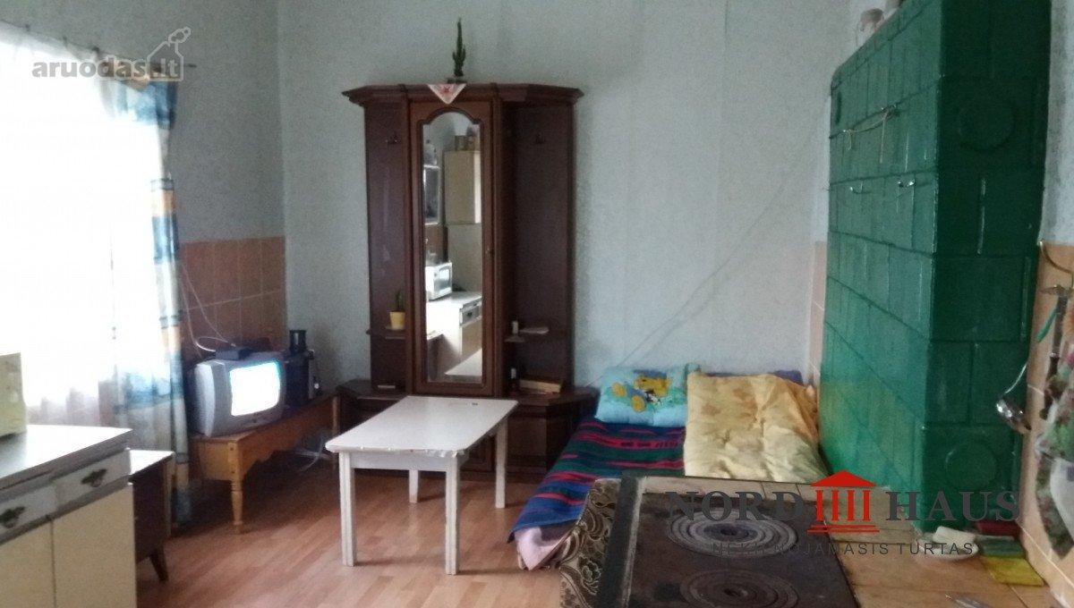 Klaipėdos r. sav., Dovilų mstl., 1 kambario butas