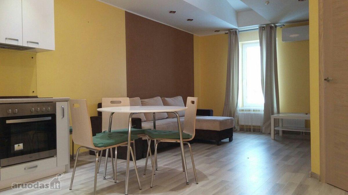 Vilnius, Naujamiestis, Vilkpėdės g., 2 kambarių buto nuoma