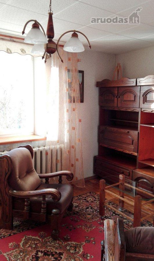 Vilnius, Rasos, Adutiškio g., 1 kambario buto nuoma