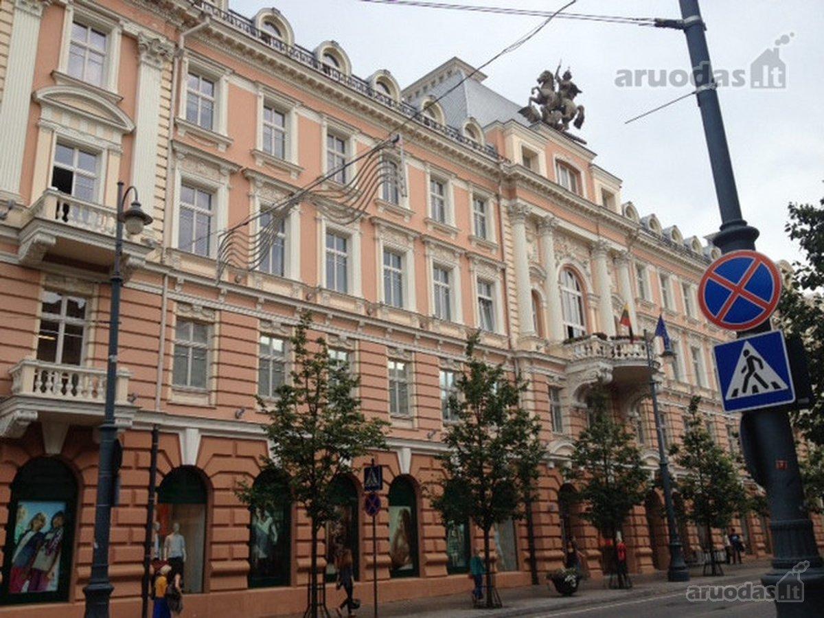 Vilnius, Naujamiestis, Gedimino pr., požeminis garažo nuoma