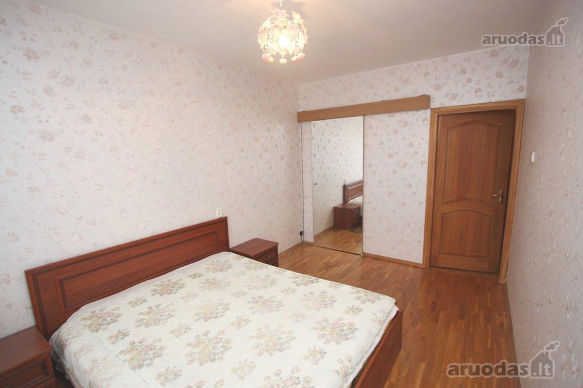 Vilnius, Pašilaičiai, Medeinos g., 3 kambarių buto nuoma