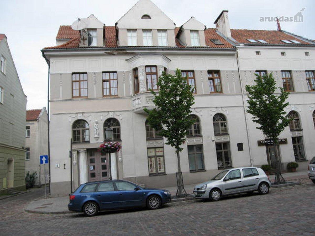 Klaipėda, Centras, Turgaus g., biuro, prekybinės, paslaugų, maitinimo, kita paskirties patalpos