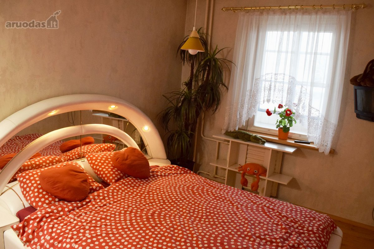Vilnius, Fabijoniškės, Salomėjos Nėries g., 3 kambarių butas