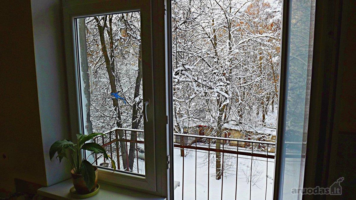 Vilnius, Naujamiestis, J. Basanavičiaus g., 2 kambarių butas