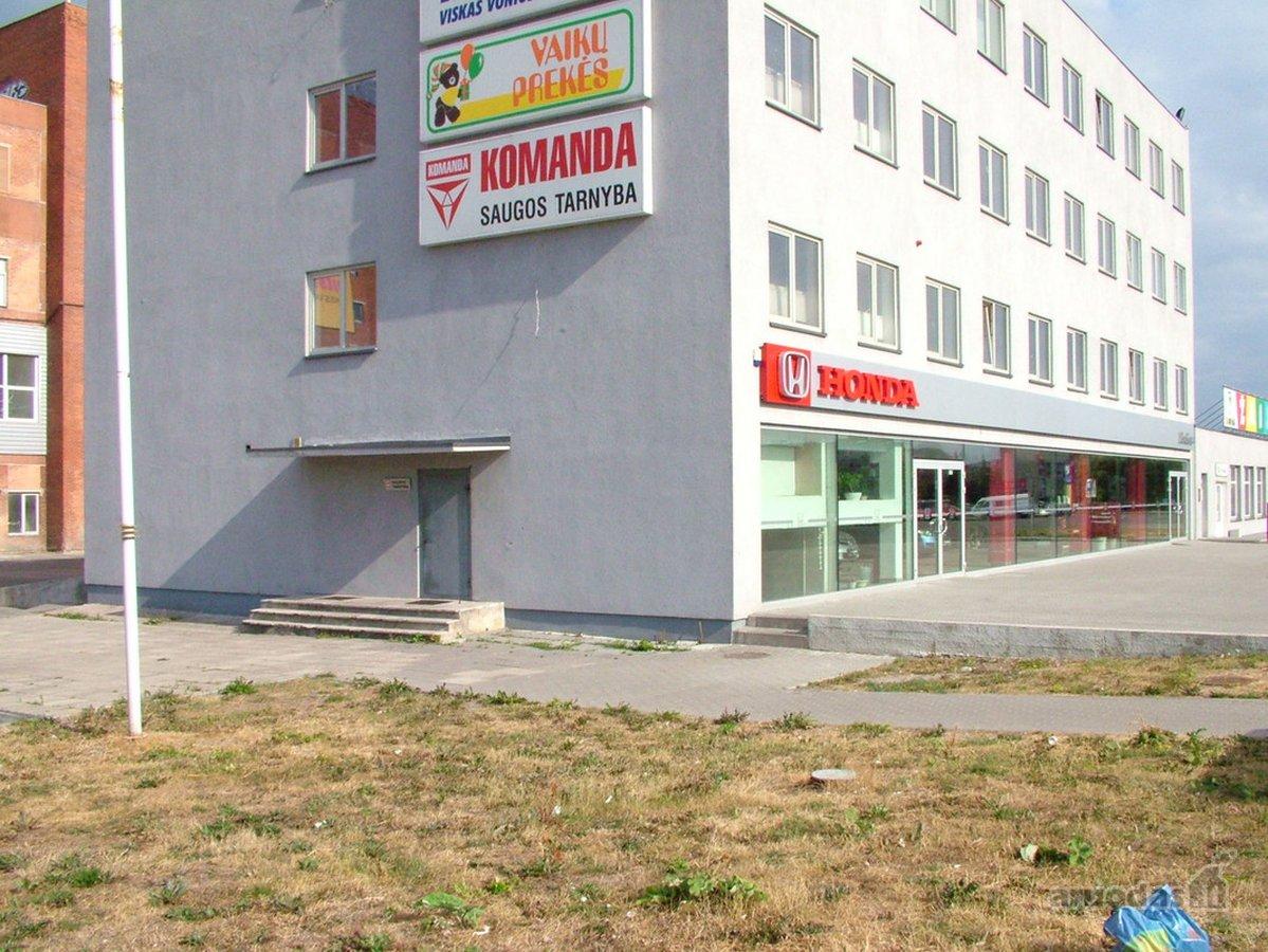 Klaipėda, Debrecenas, Svajonės g., biuro paskirties patalpos nuomai