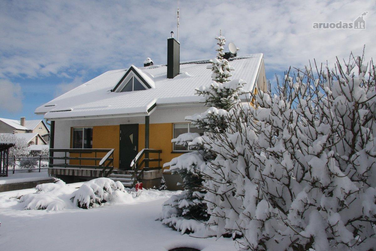 Vilnius, Balsiai, Kaukų g., mūrinis namas