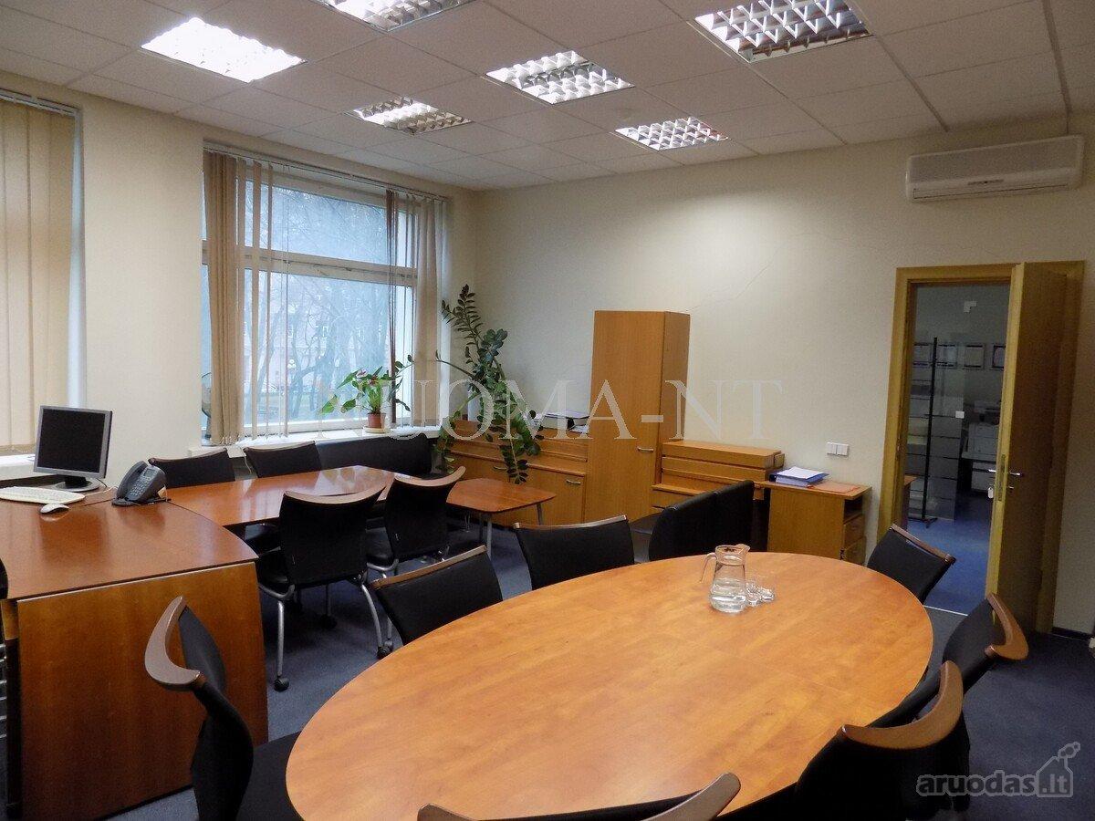 Vilnius, Senamiestis, A. Goštauto g., biuro, kita paskirties patalpos nuomai