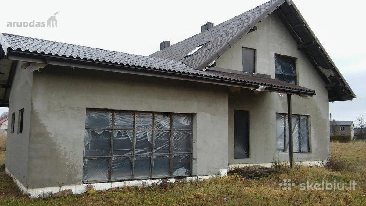 Klaipėdos r. sav., Dauparų k., blokinis namas
