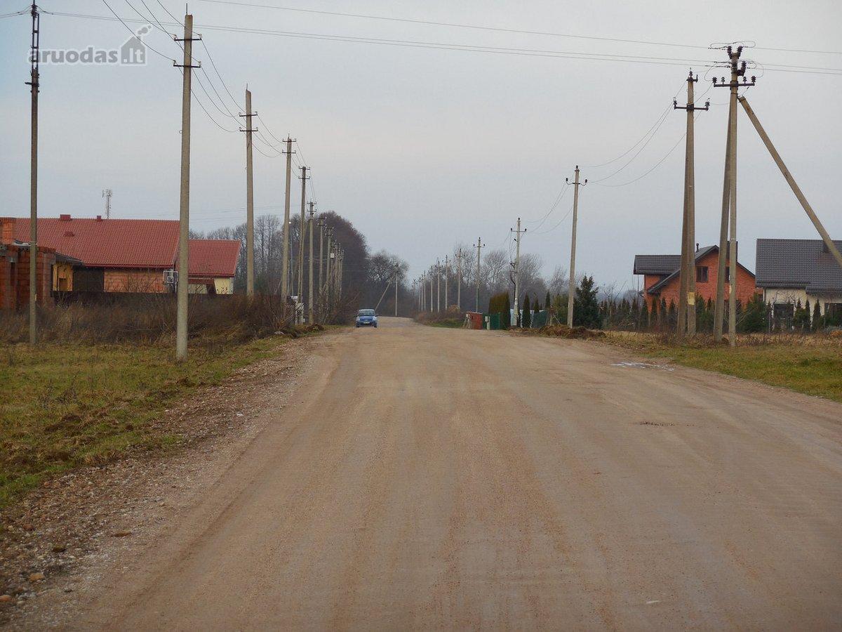 Kaunas, Vaišvydava, Pasagos g., namų valdos paskirties sklypas