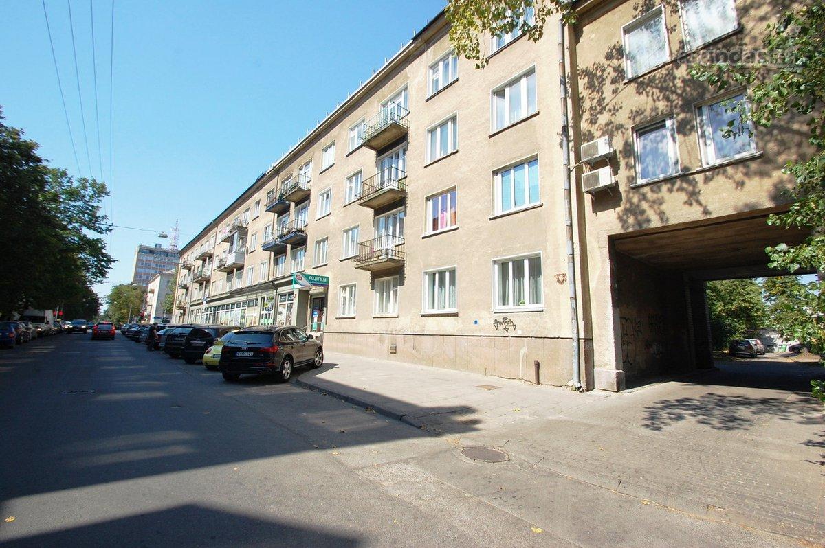 Vilnius, Naujamiestis, A. Vivulskio g., sandėliavimo paskirties patalpos nuomai