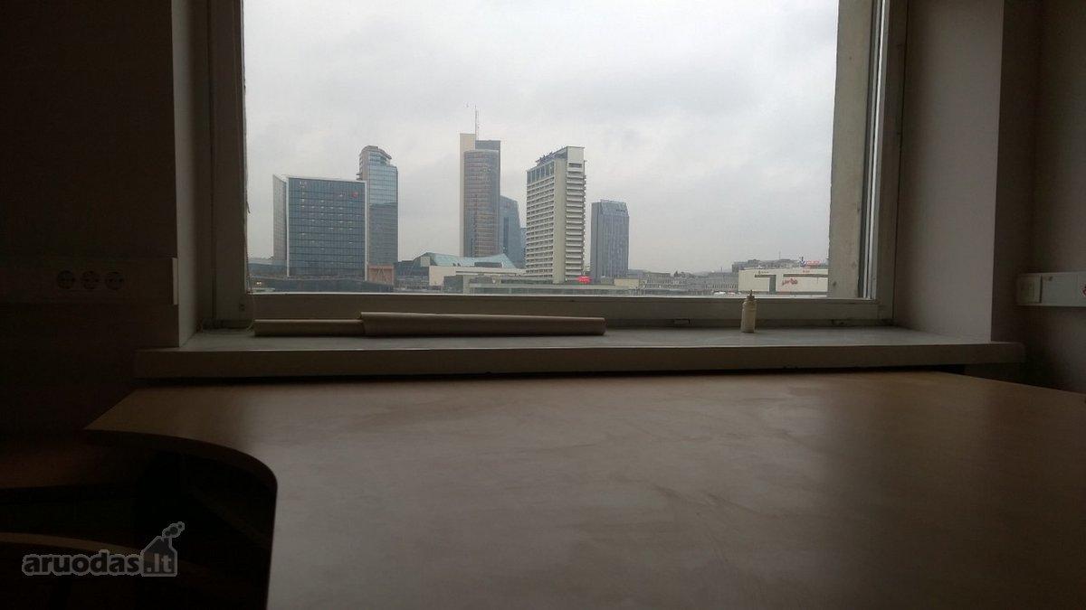 Vilnius, Naujamiestis, A. Goštauto g., biuro, prekybinės, kita paskirties patalpos nuomai