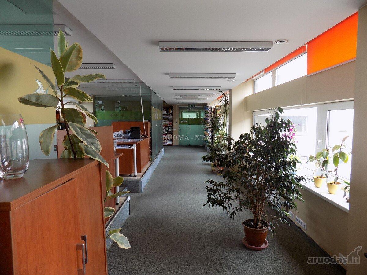 Vilnius, Viršuliškės, Laisvės pr., biuro, kita paskirties patalpos nuomai