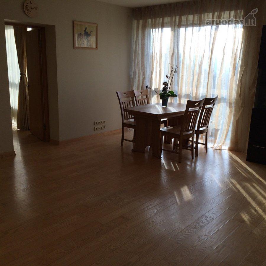 Vilnius, Šiaurės miestelis, S. Žukausko g., 2 kambarių buto nuoma