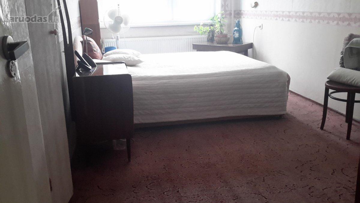 Vilnius, Naujamiestis, Žemaitės g., 3 kambarių buto nuoma