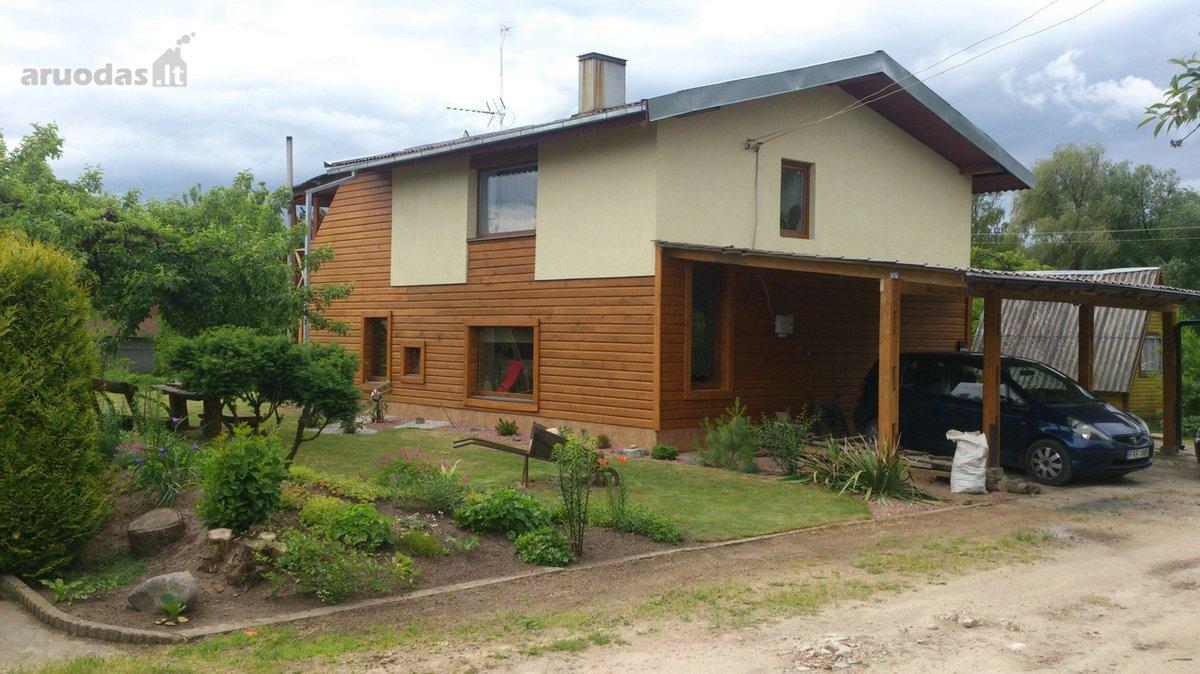 Panevėžio r. sav., Šeškų k., Piniavos g., mūrinis sodo namas