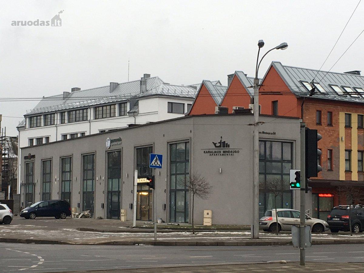 Kaunas, Centras, Karaliaus Mindaugo pr., biuro, prekybinės, paslaugų paskirties patalpos nuomai