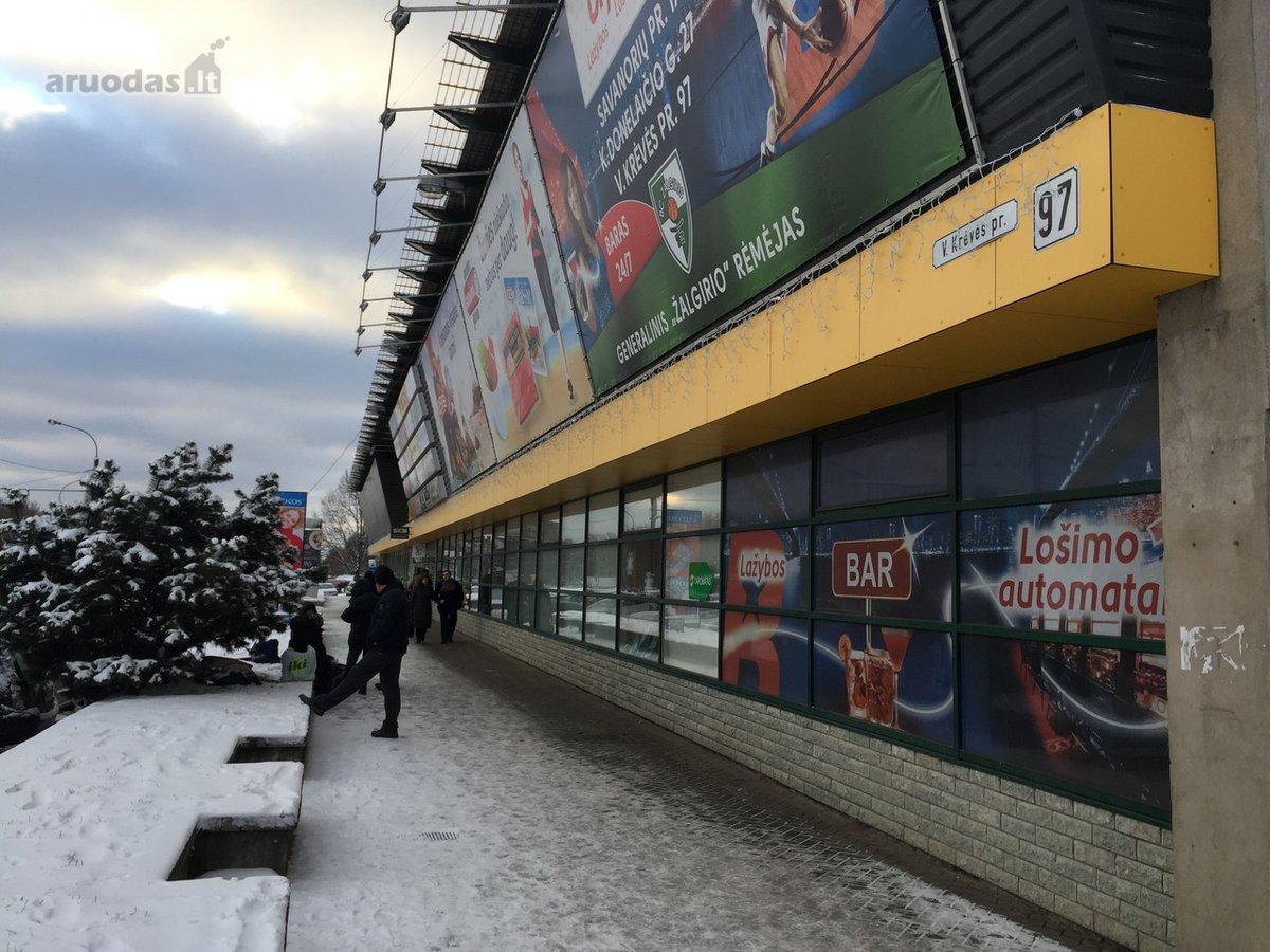 Kaunas, Dainava, V. Krėvės pr., biuro, prekybinės, paslaugų, kita paskirties patalpos nuomai
