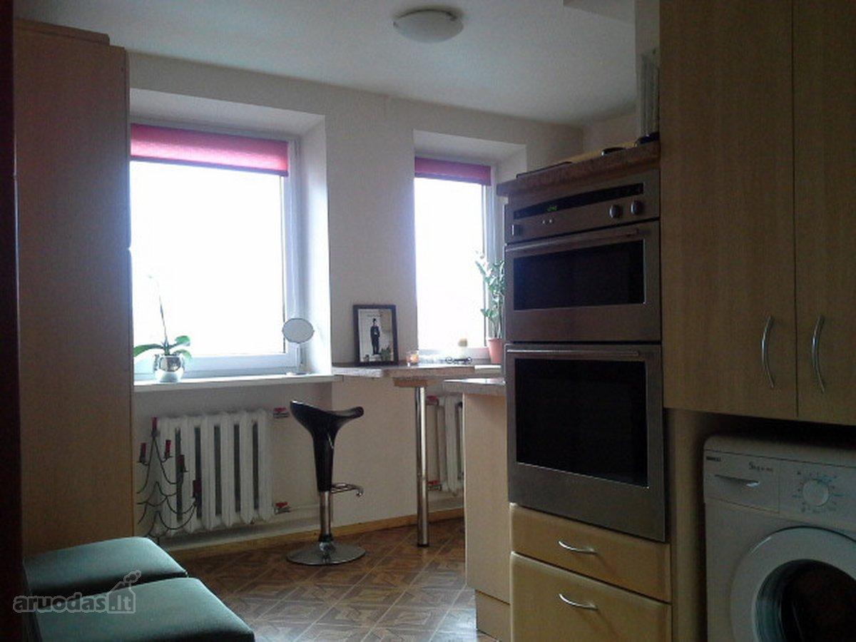 Kaunas, Centras, Kęstučio g., 3 kambarių buto nuoma