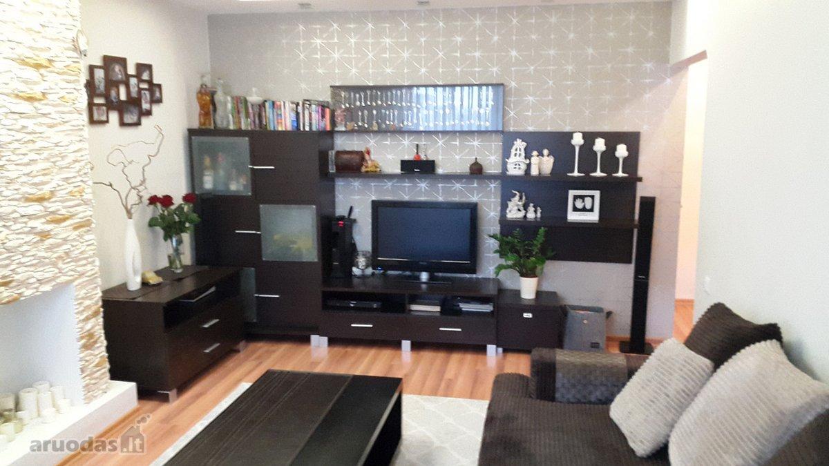 Kaunas, Eiguliai, P. Plechavičiaus g., 3 kambarių butas