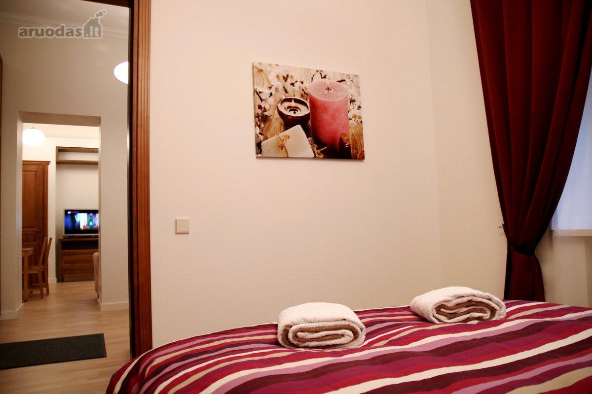 Vilnius, Senamiestis, Labdarių g., 3 kambarių buto nuoma