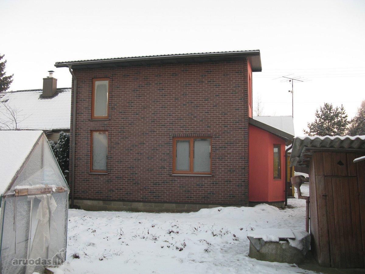Kaunas, Ž. Šančiai, Kranto 16-oji g., karkasinis namas