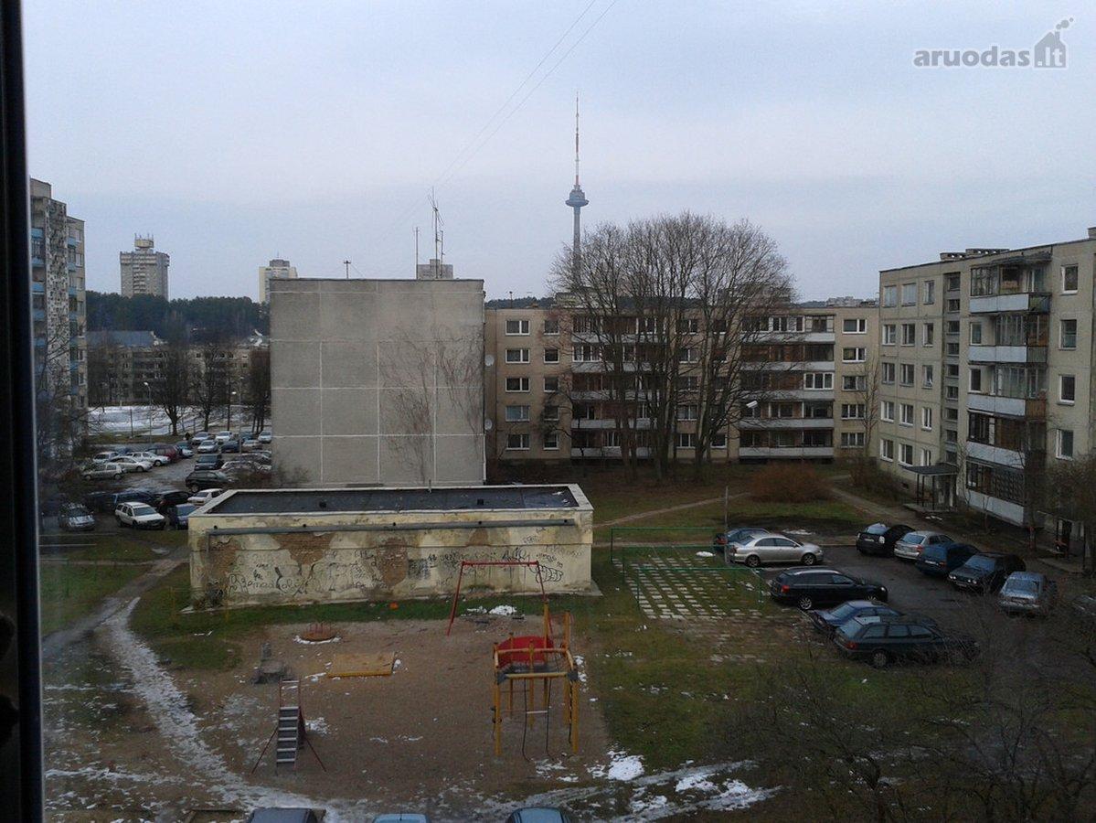 Vilnius, Lazdynai, Žėručio g., 2 kambarių butas
