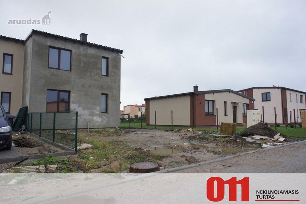 Klaipėdos r. sav., Mazūriškių k., Krimyčių g., mūrinis sublokuotas namas