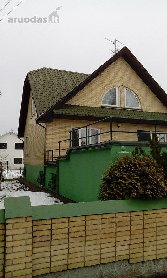 Marijampolės m., Dainavos g., mūrinis namas