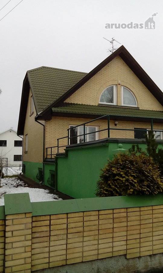 Marijampolės sav., Marijampolės m., Stachonoviečių, Dainavos g., mūrinis namas