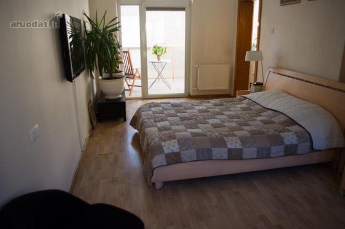 Kaunas, Centras, Jeruzalės skg., 4 kambarių buto nuoma