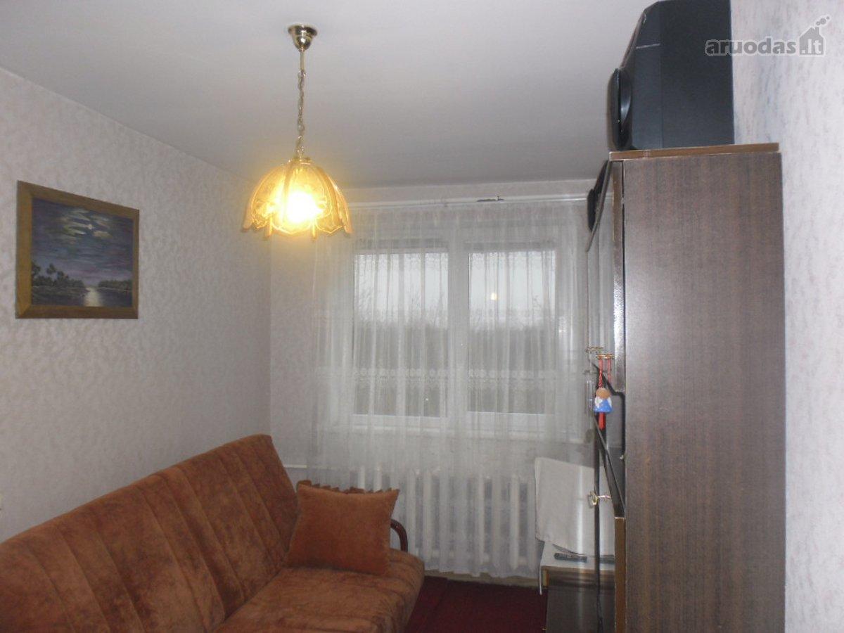 Šiauliai, Lieporiai, Gegužių g., 3 kambarių butas