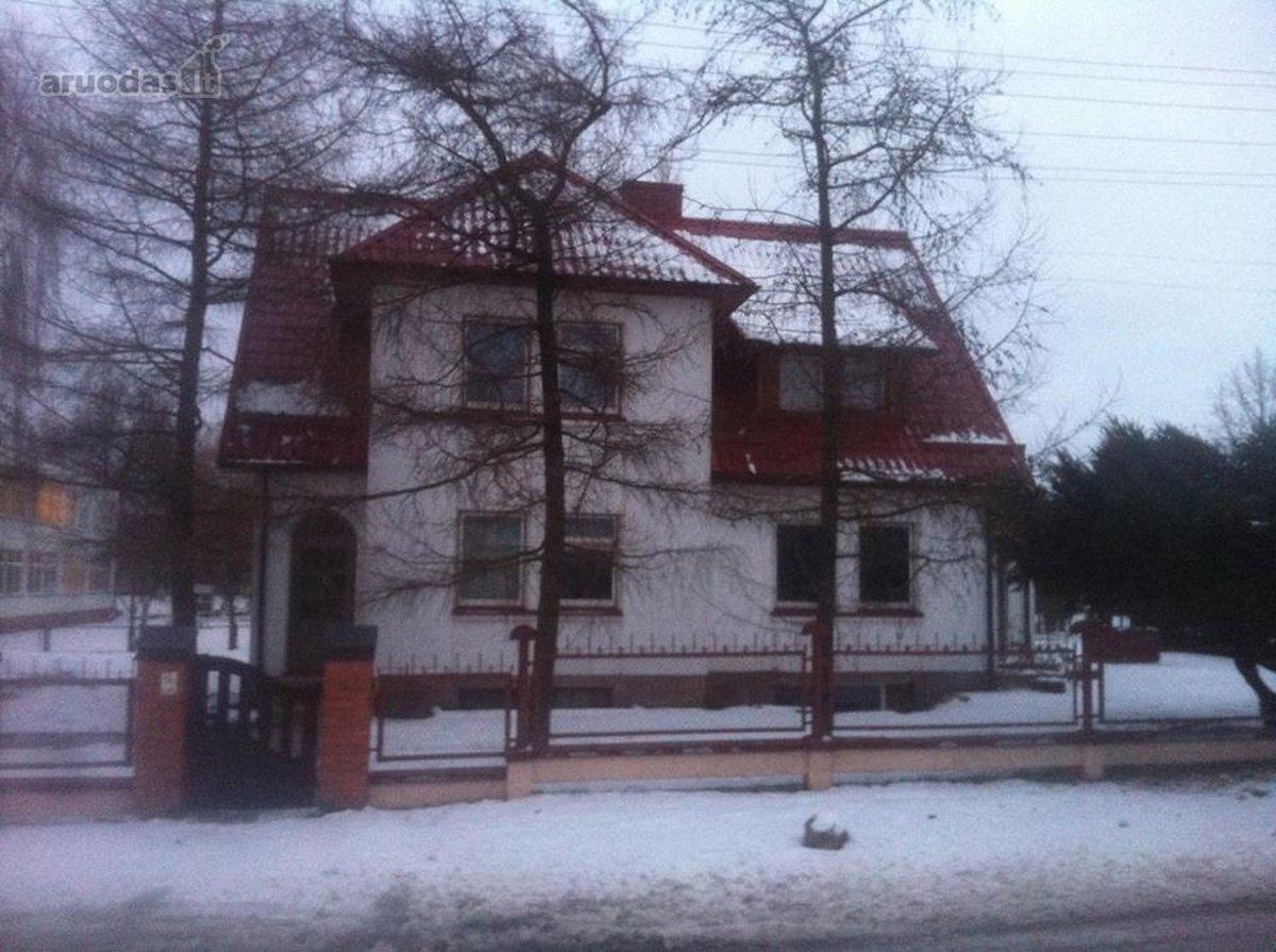 Panevėžys, Centras, J. Bielinio g., mūrinis namas