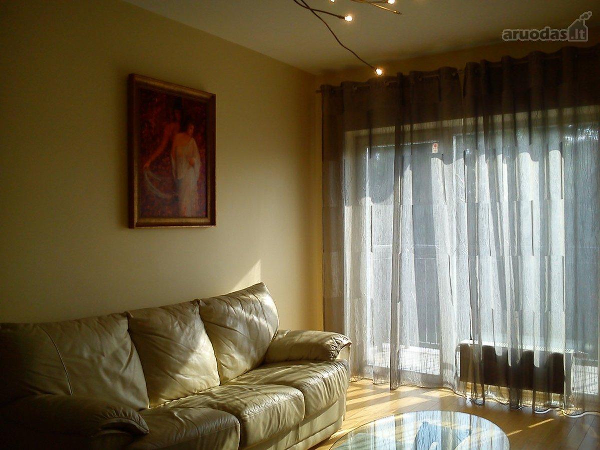 Vilnius, Šnipiškės, Sporto g., 2 kambarių buto nuoma