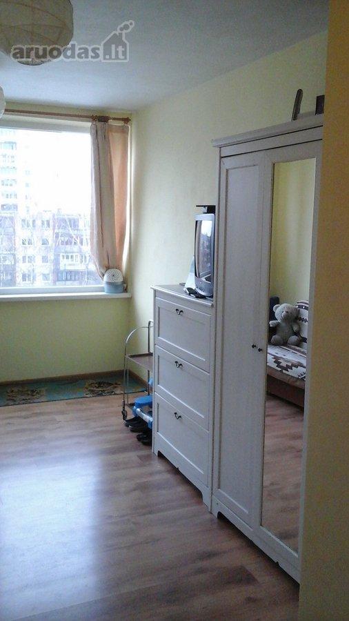 Kaunas, Žaliakalnis, Partizanų g., 1 kambario butas