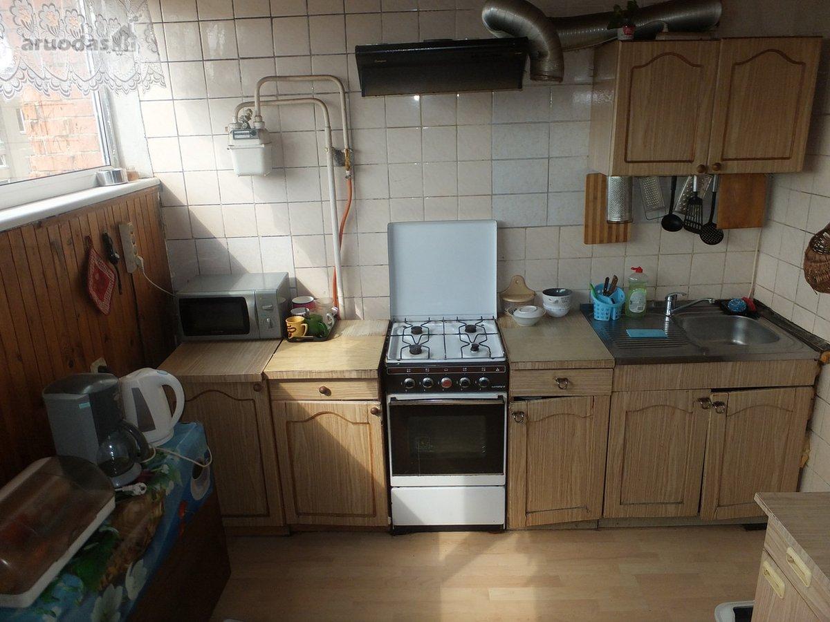 Klaipėdos r. sav., Gargždų m., J. Janonio g., 2 kambarių butas