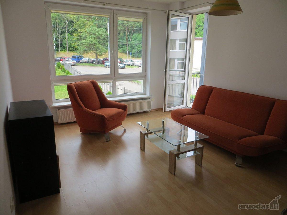 Vilnius, Antakalnis, Žolyno g., 3 kambarių buto nuoma