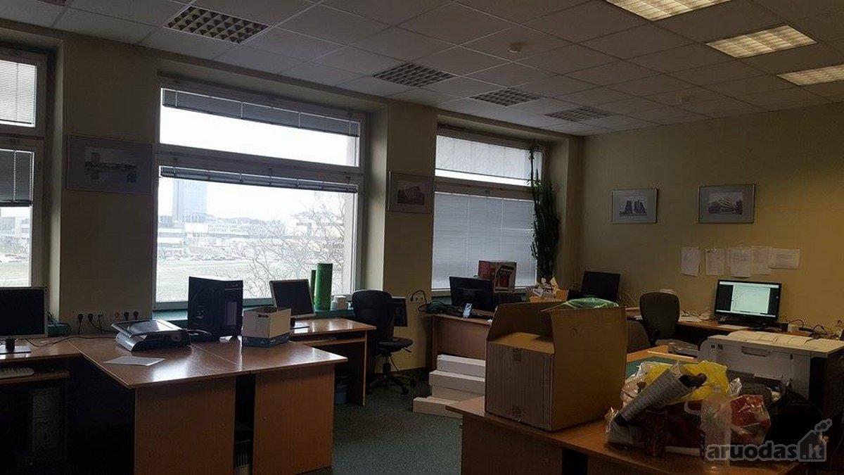 Vilnius, Naujamiestis, A. Goštauto g., biuro, paslaugų paskirties patalpos nuomai