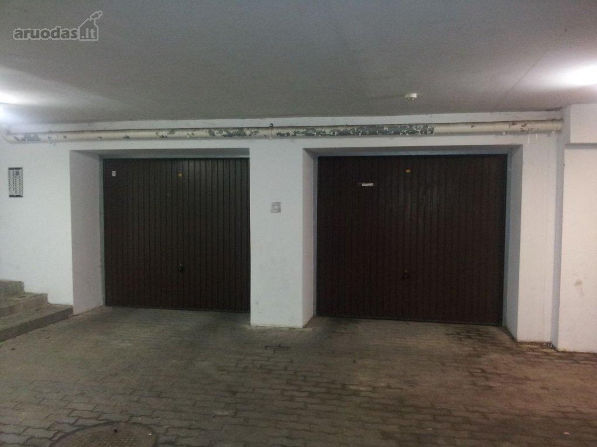 Vilnius, Lazdynai, Architektų g., kita garažo nuoma