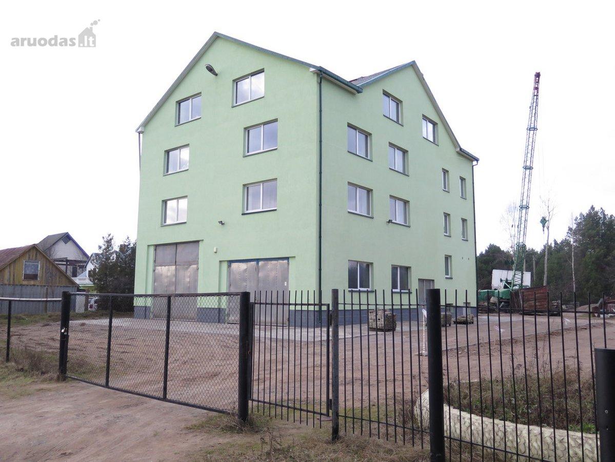 Parduodamos (galima dalies pastato nuoma)