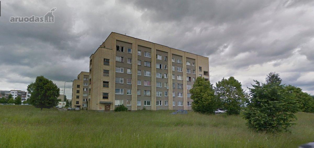 Vilnius, Antežeriai, A. Domaševičiaus g., 1 kambario buto nuoma