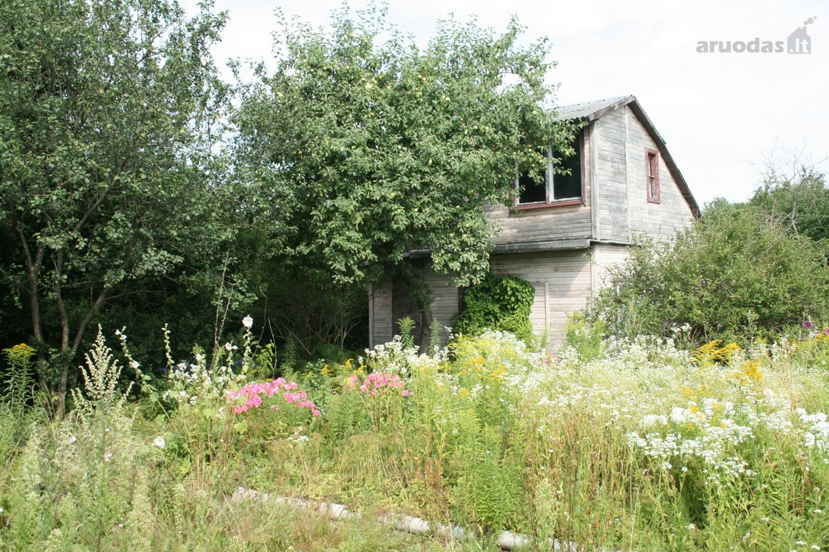 Vilnius, Rodūnios Sodų 3-ioji g., namų valdos, kolektyvinis sodas sklypas