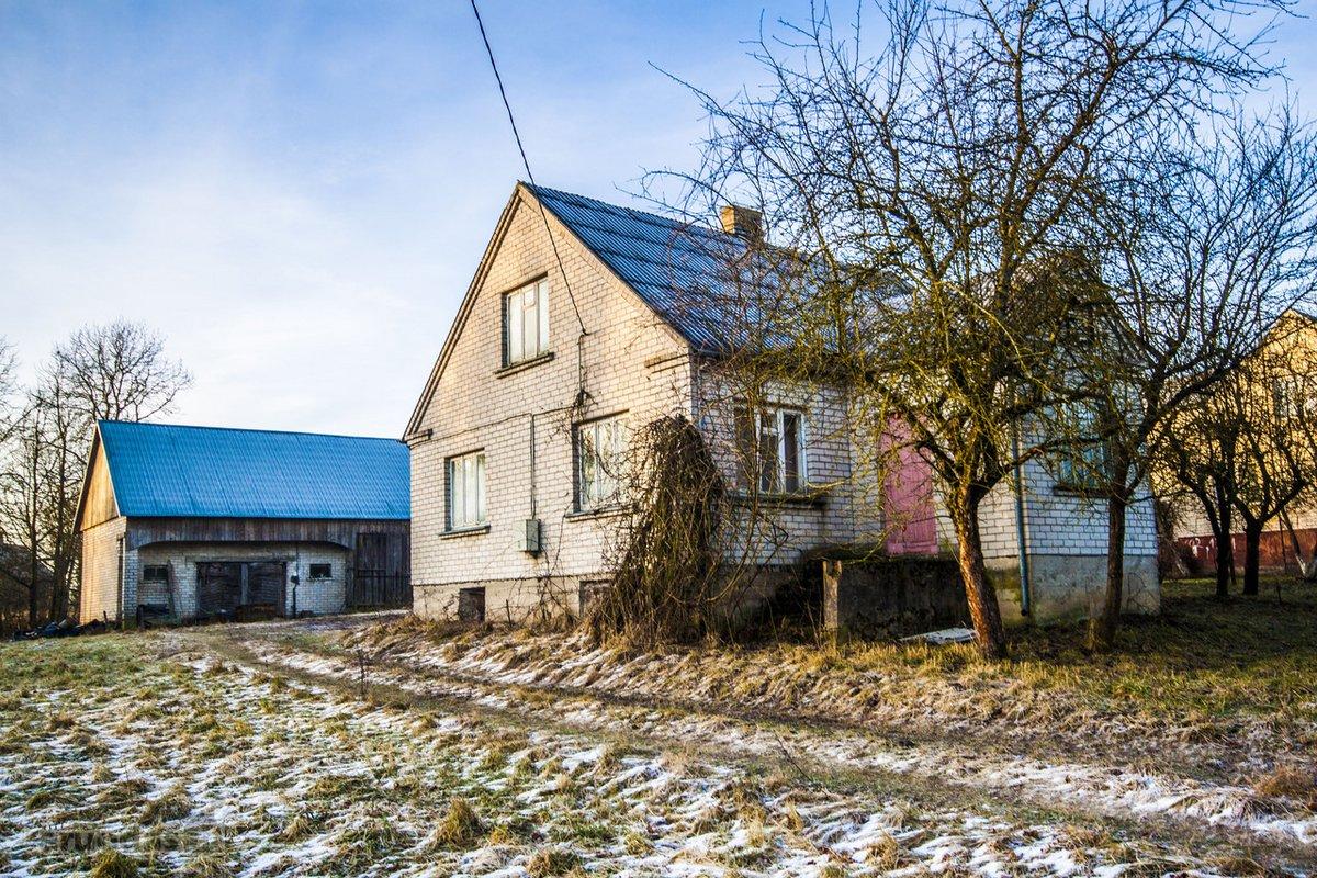 Šilalės r. sav., Upynos mstl., Žemaitijos g., mūrinis namas