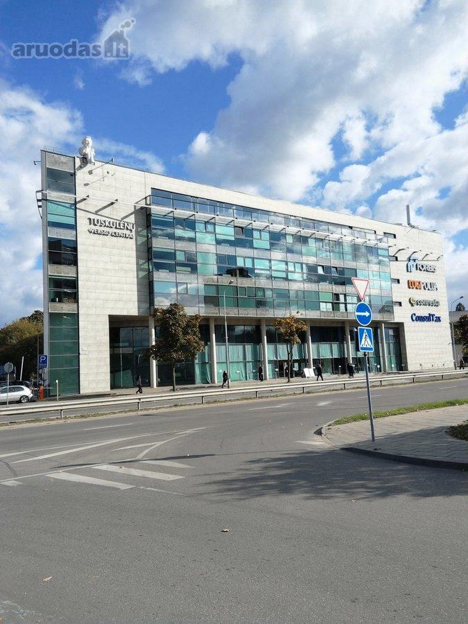 Vilnius, Šnipiškės, Tuskulėnų g., prekybinės, maitinimo paskirties patalpos