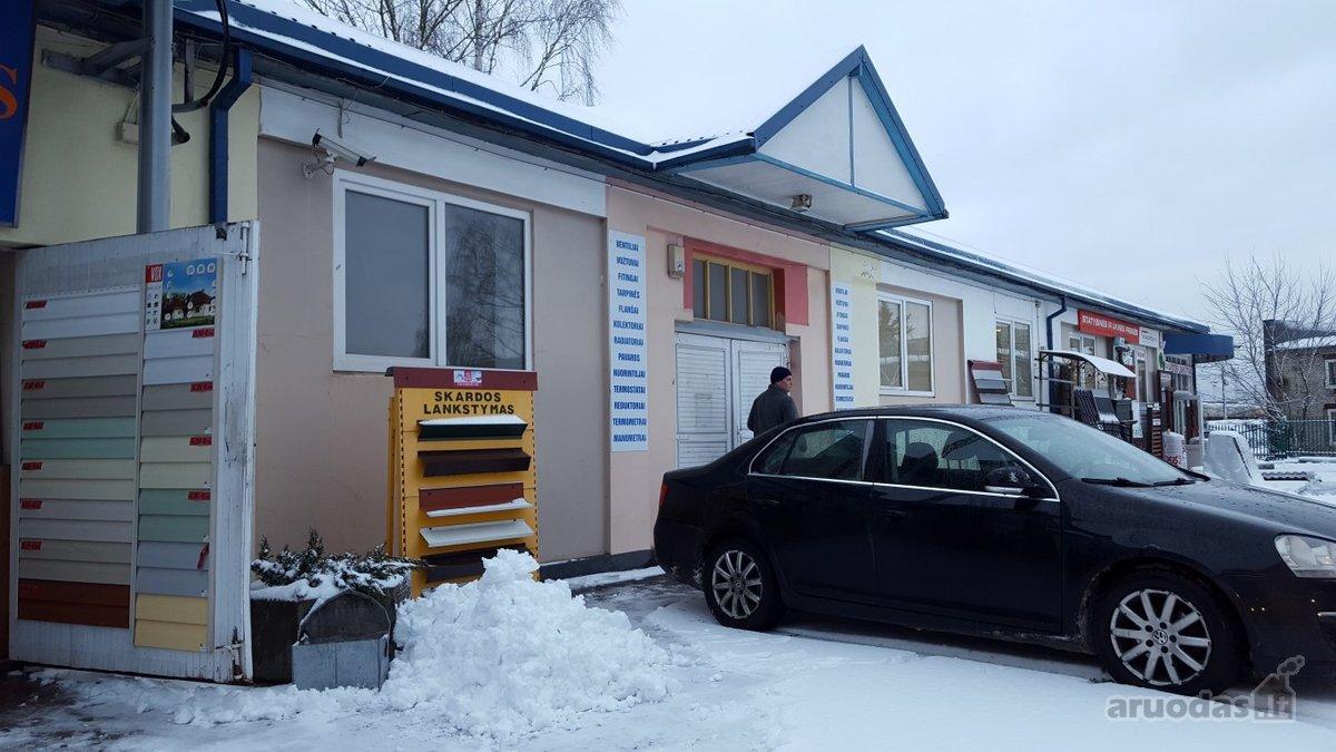 Vilnius, Paneriai, Kuršių g., biuro, prekybinės, paslaugų, sandėliavimo, gamybinės, kita paskirties patalpos nuomai