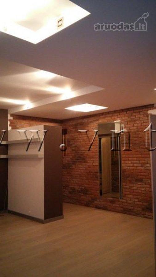 Klaipėda, Centras, S. Nėries g., 2 kambarių butas